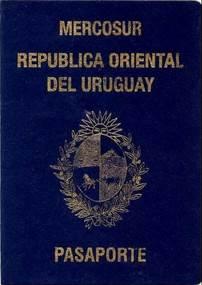 Второй паспорт Уругвая