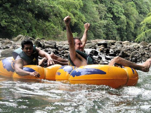 layou river tubing
