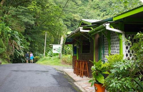 Получаем второй паспорт Доминики и путешествуем – четвертый сегмент Waitukubuli National Trail