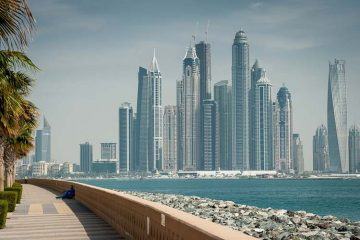 Что собой представляет виза в ОАЭ