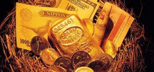 Золотовалютные резервы РФ за рубежом могут арестовать