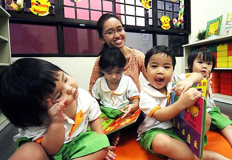 Как правильно выбрать детский сад в Сингапуре?