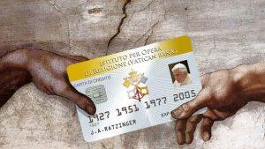 Ватикан будет предоставлять США информацию