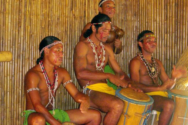 Carib-Drumers