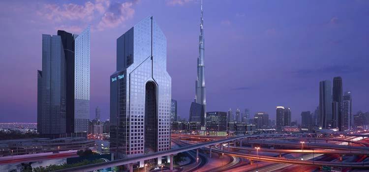 открыть банковский счет в ОАЭ
