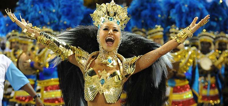 карнавалы доминики