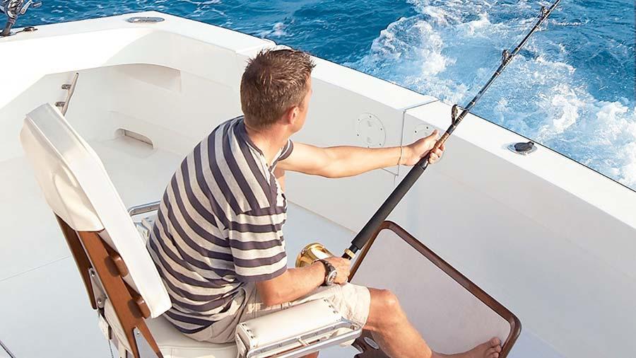 рыбалка Сент-Китс и Невис