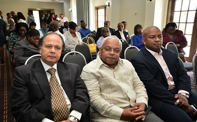 конференция в  Сент-Китс и Невис