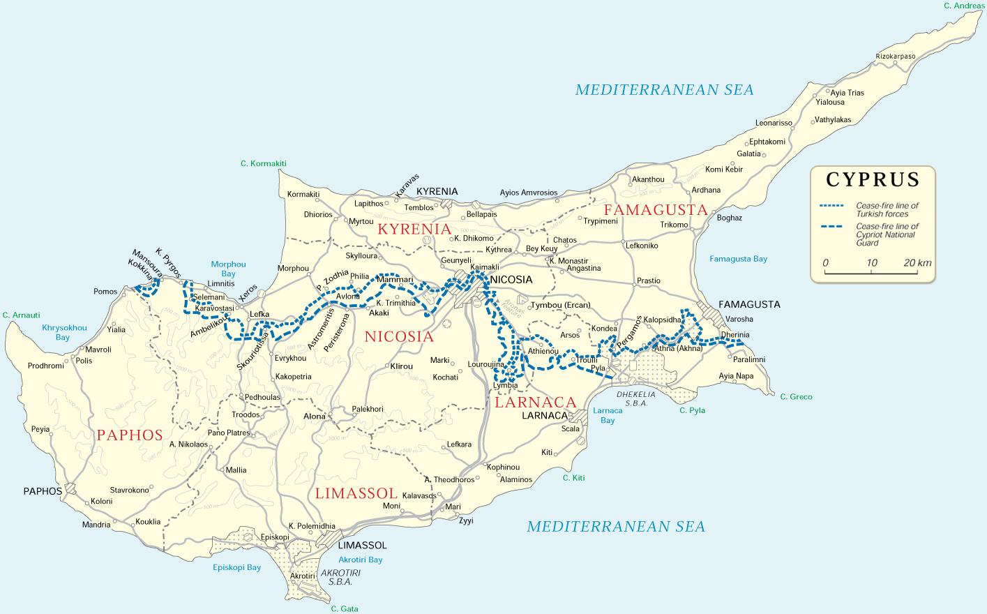 участие в программе экономического гражданства Кипра