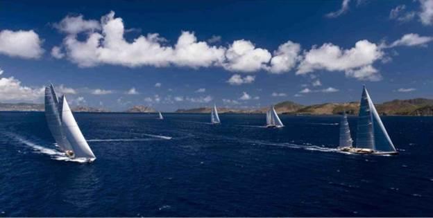 яхты Сент-Китс и Невис