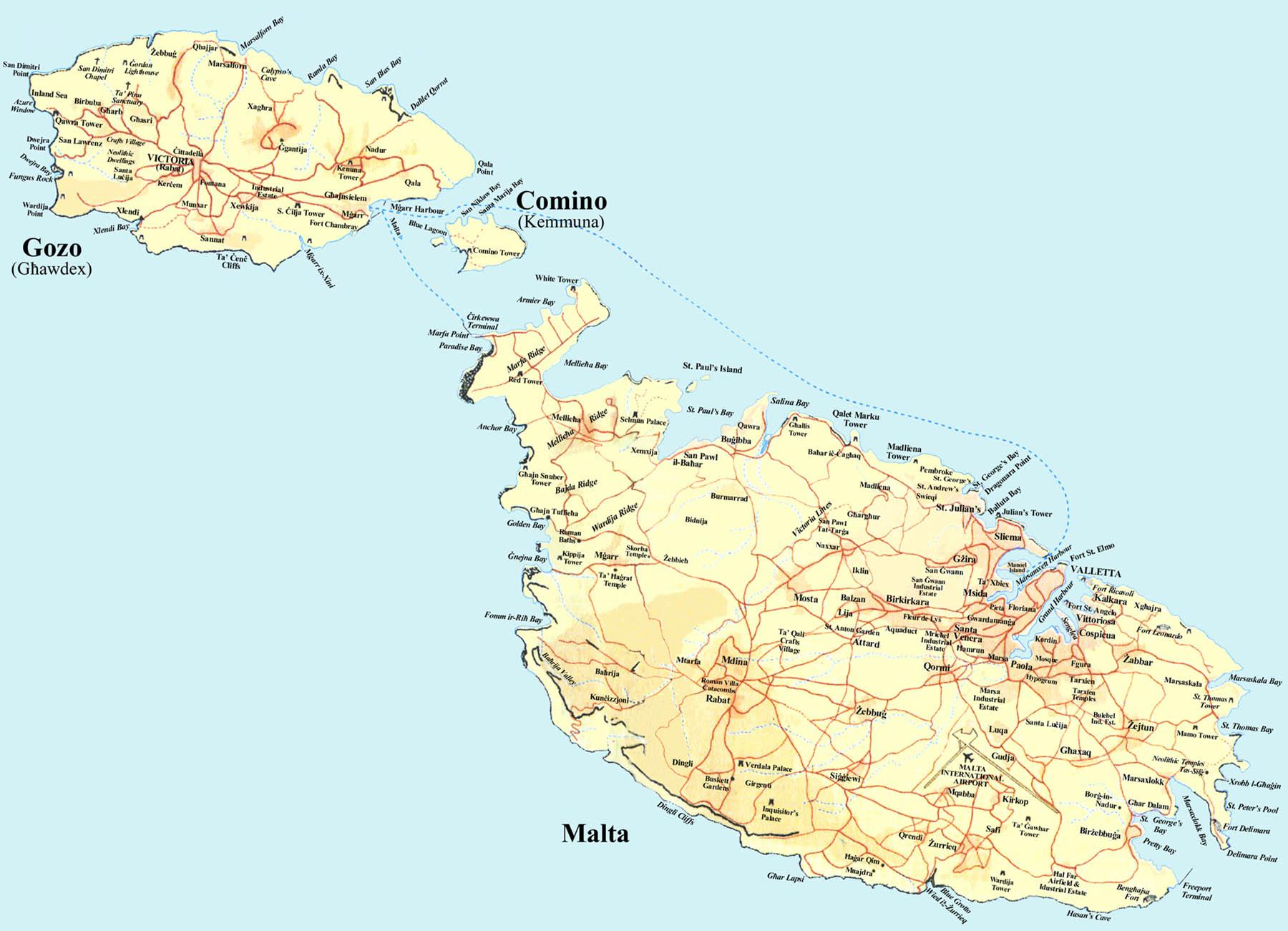 Перечень преимуществ мальтийской схемы получения второго паспорта