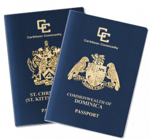 паспорт Невис