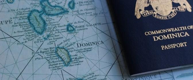 второе гражданство и паспорт Доминики