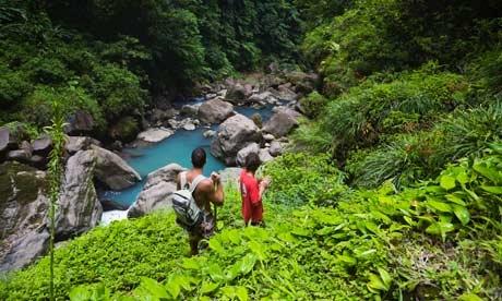 реки Доминики