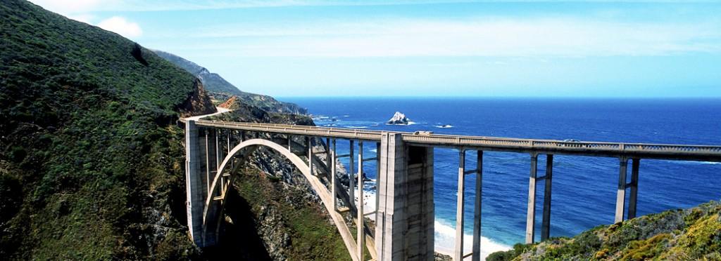Bridge on Highway 1