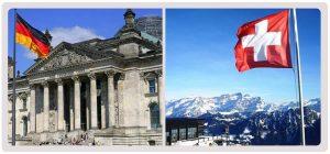 Германия открывает банковский рынок для Швейцарии