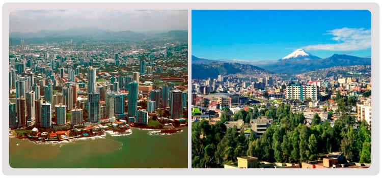 Стоимость проживания в Панаме и Эквадоре