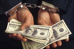 отмывание преступных доходов в РФ