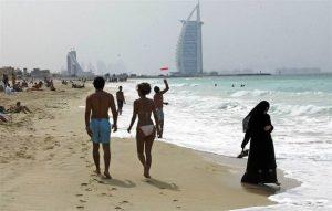 культурный шок при переезде в Абу-Даби