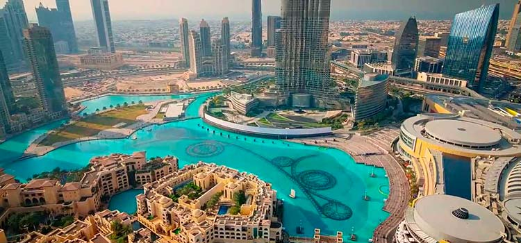зарегистрировать компанию в Дубае