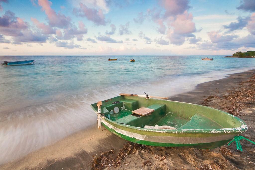 Рыболовецкие угодья Сент-Китс и Невис