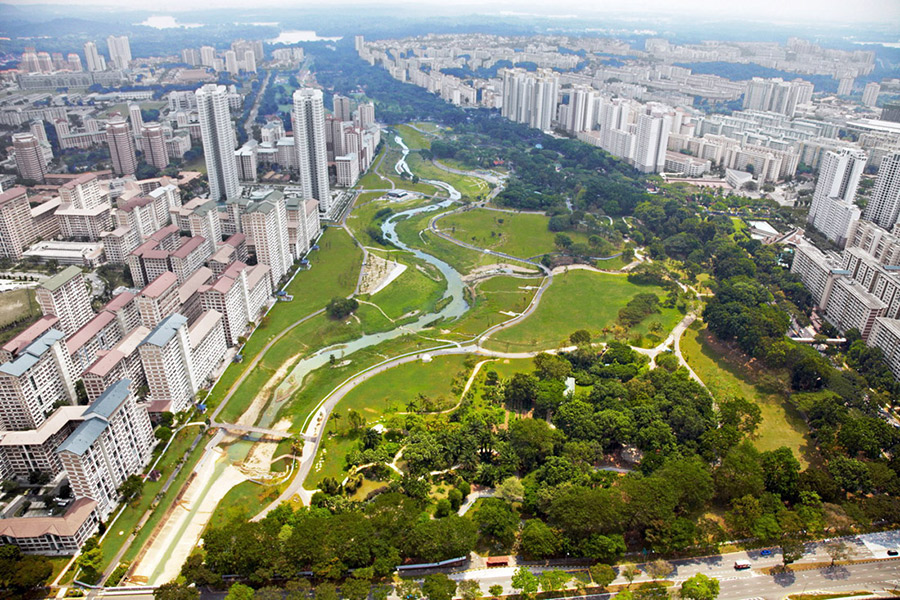 парки для пикника в Сингапуре
