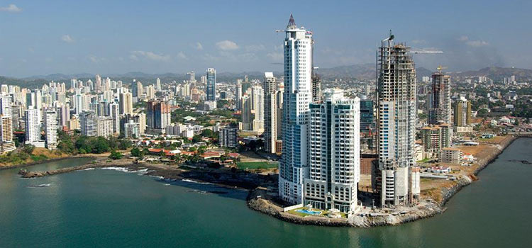 Панамская компания и банковский счёт