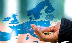 Европа тоже беднеет