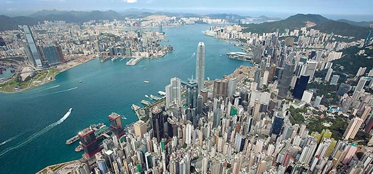 Гонконг создал новый онлайн-портал для экспатов