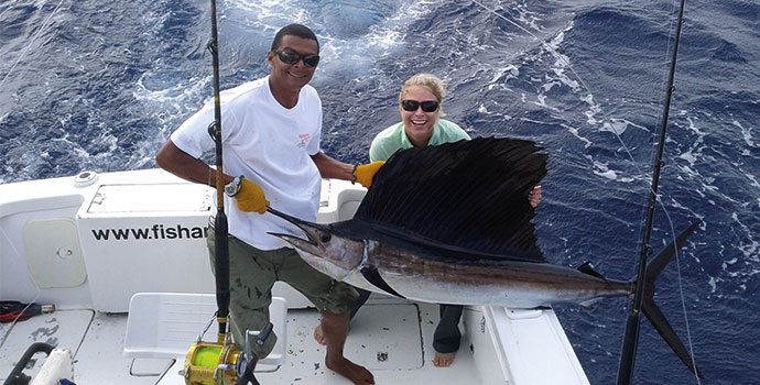 второе гражданство Антигуа – рыбалка на Антигуа