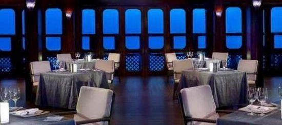 ресторан Pierchic в Дубае