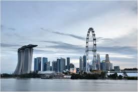 Сингапур в свои 50 лет