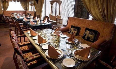 ресторан antique_bazaar в Дубае