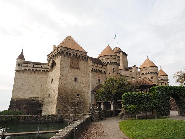 chillon-castle