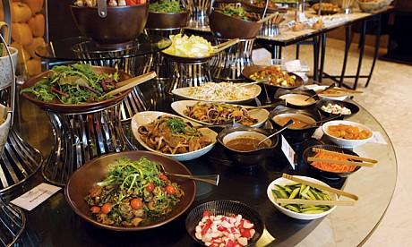 ресторан fazaris в Дубае