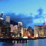 Компания в Гонконге с банковским счетом в Великобритании