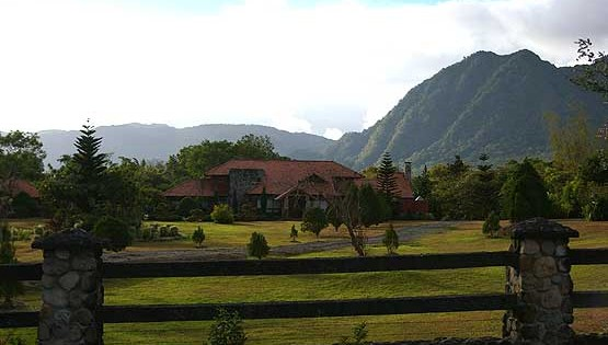 переехать в Эль Вале де Атон, Панама