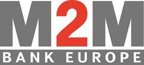 Счет в Bank M2M Europe в Латвии