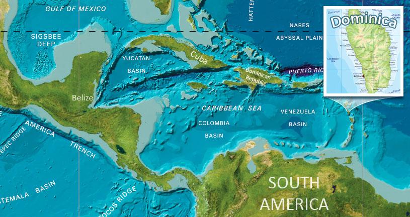 Купить второй паспорт Доминики