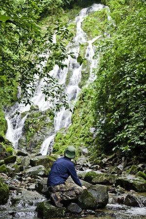 Водопад Chorro El Macho
