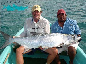 Рыбалка на тарпона в Белизе