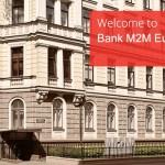 Открытие личного счета в Bank M2M Europe в Латвии