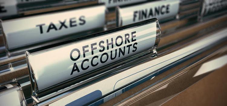 открыть оффшорный банковский счёт