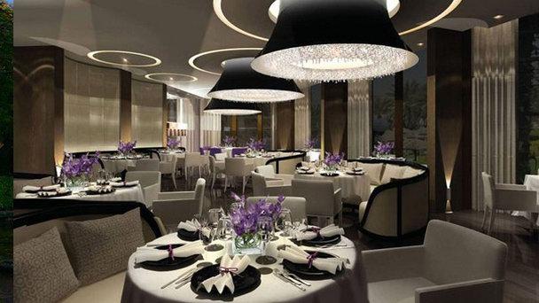 ресторан rhodes-twenty в Дубае