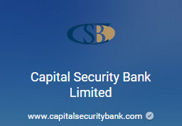 Capital Security Bank Limited