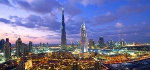 Иностранцы в Дубае