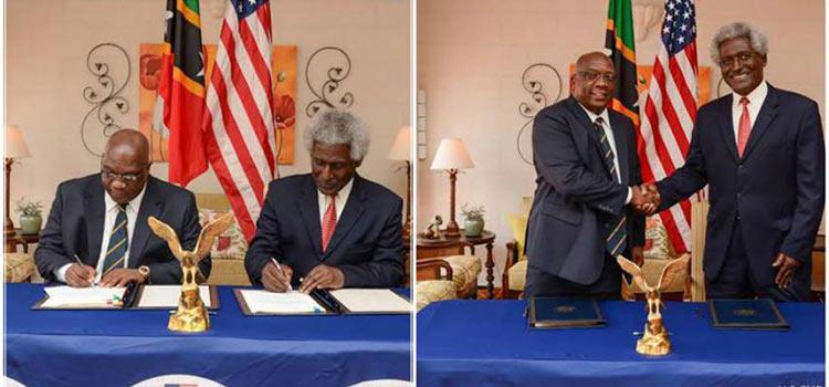 Федерация Сент-Китс и Невис подписала Закон о налоговом соответствии банковских счетов