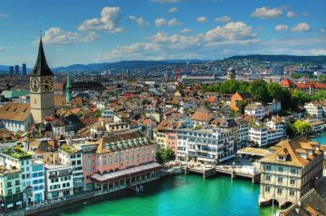 Швейцария для бизнеса