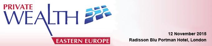 Конференция Private Wealth для представителей Восточной Европы и стран СНГ