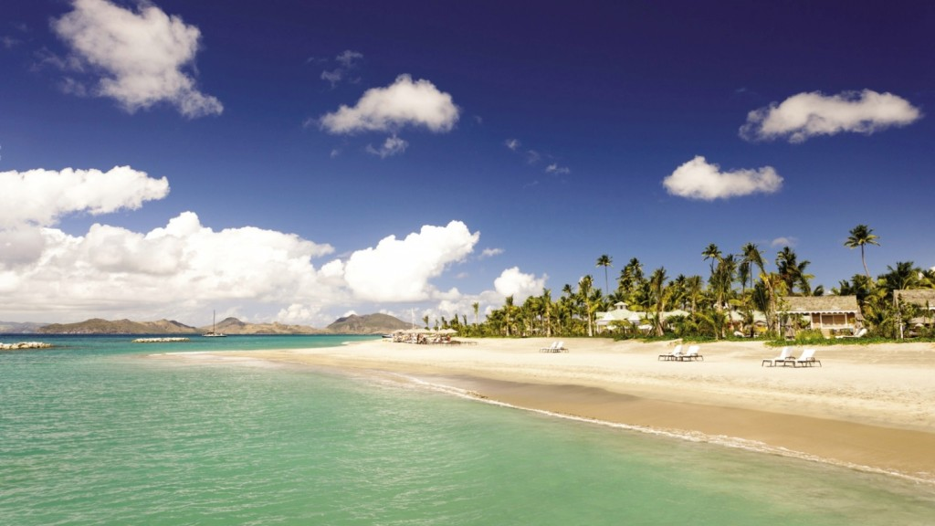 медовый месяц на Карибах